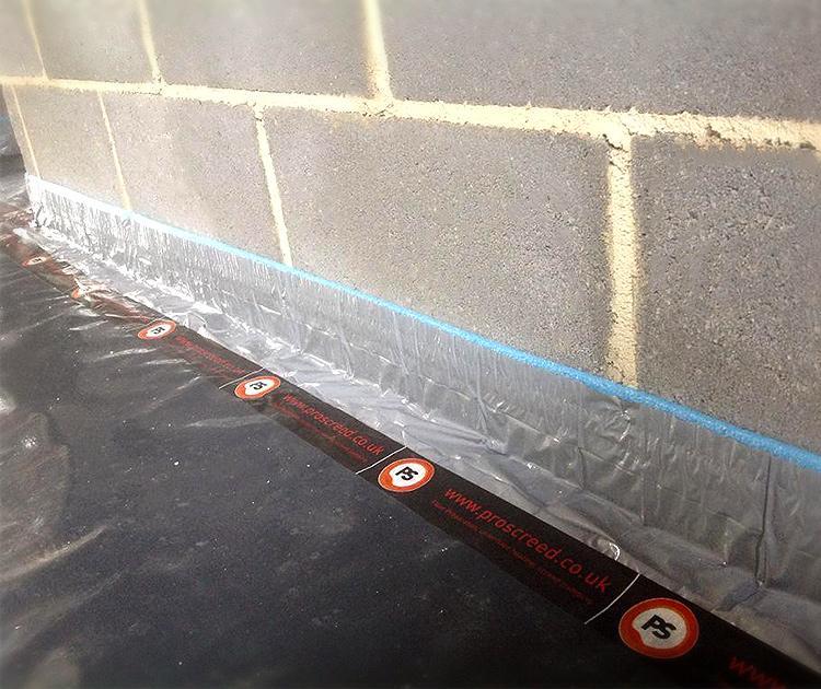 proscreed floor preparation ufh heating